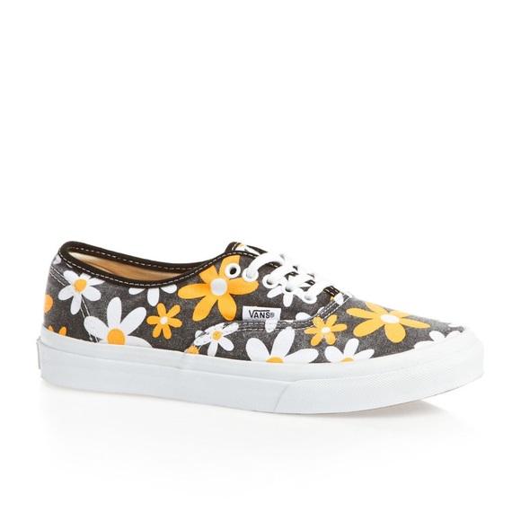 VANS Authentic Van Doren Slim Daisy Shoes Sz 8.5. M 5bc69d2da31c334a27b03c45 18d9ec159